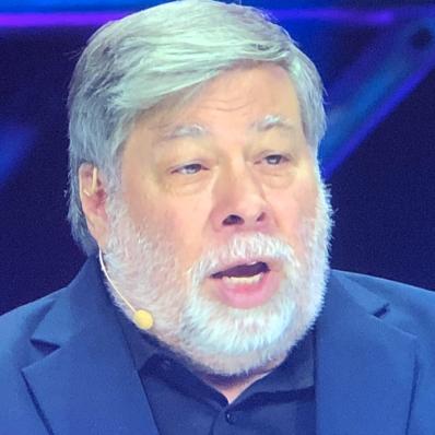 Steve Wozniak – Leidenschaft ist Basis für Digitalisierung