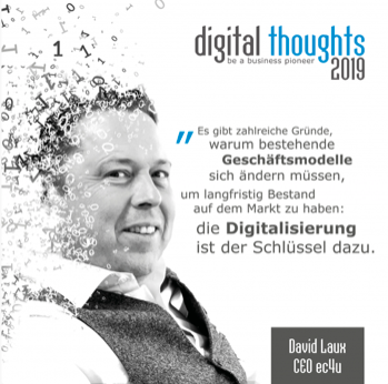 Digital Thoughts – Sei dabei!